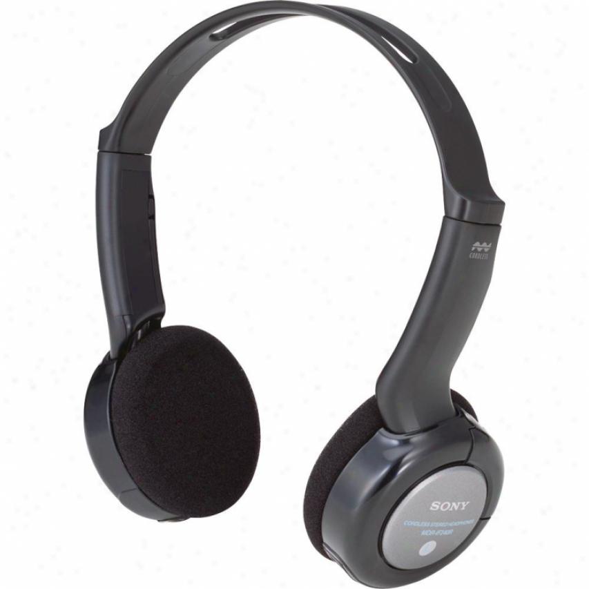 Sony Infrared Headphones