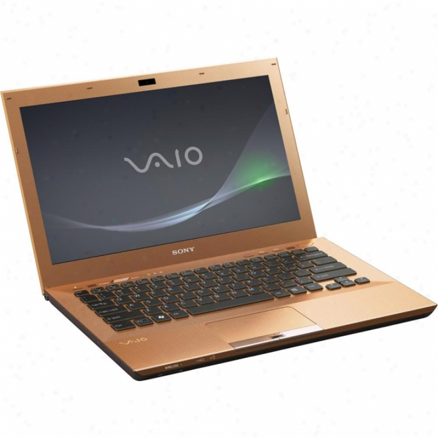 "Sony Open Box Vaio® Vpcsa2sgx/t Signaure Sa2 Series 13.3"" Notebook Pc"