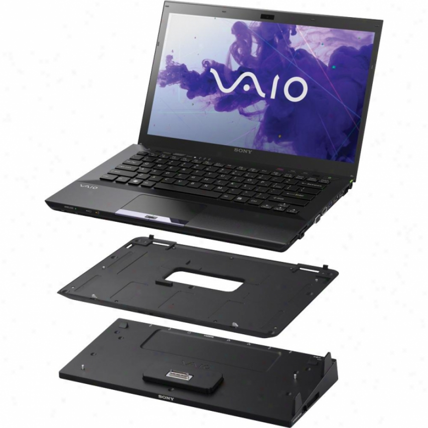"Sony Plain Box Vaio ® Vpcsa3sgx/x 13.3"" Noteook Pc - Black"