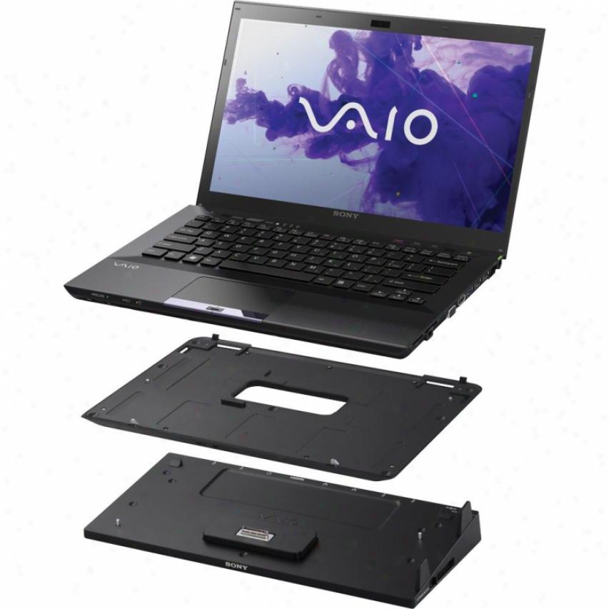"Sony Plain Box Vaio ® Vpcsa3sgx/x 13.3"" Noteook Pc - Black"