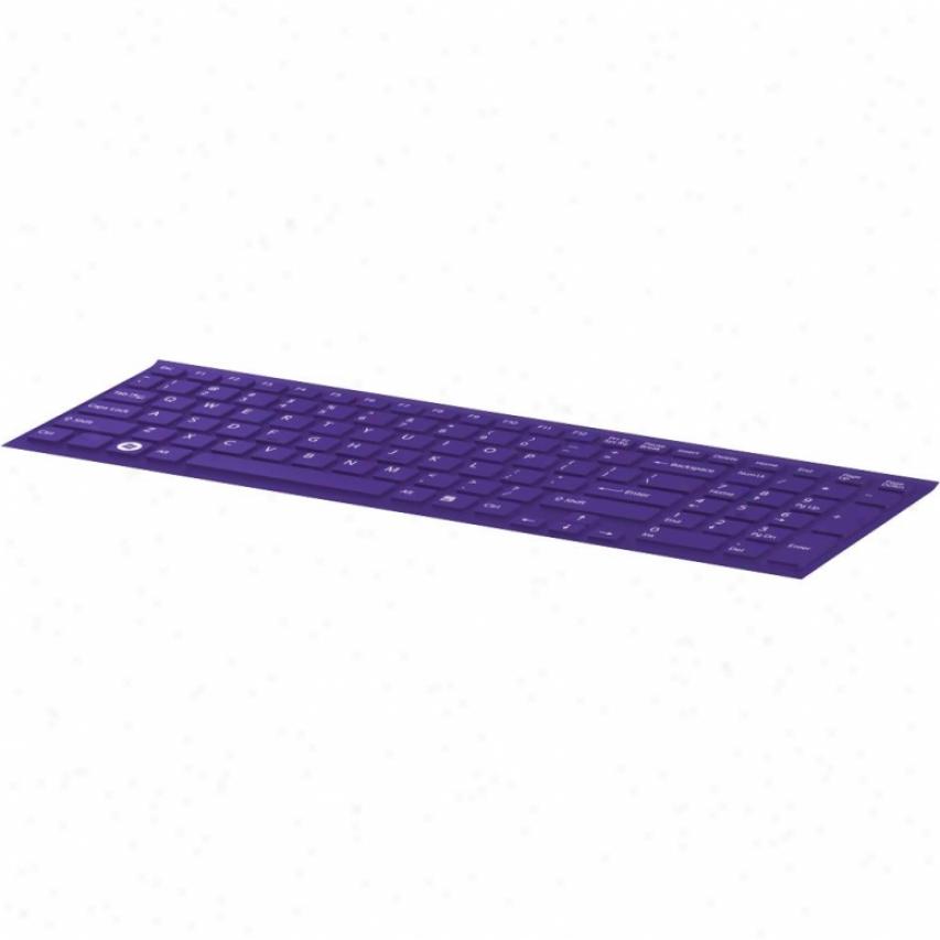 Sony Open Box Vgp-kbv3/v Keyboard Skin - Violet