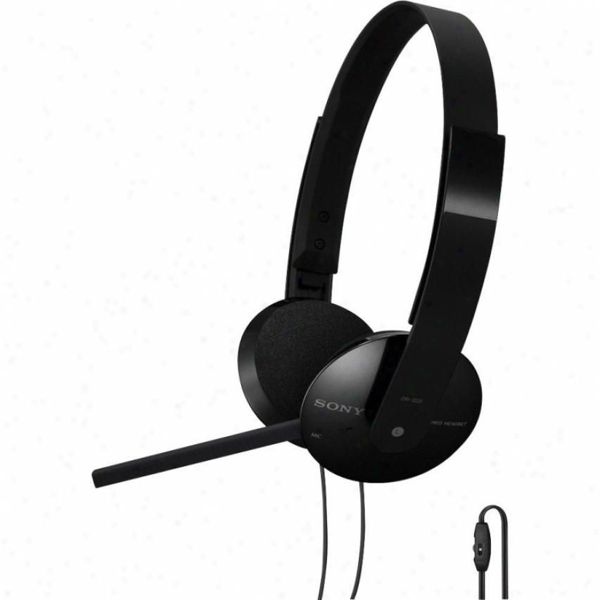Sony Pc Audio Headset For Voip User