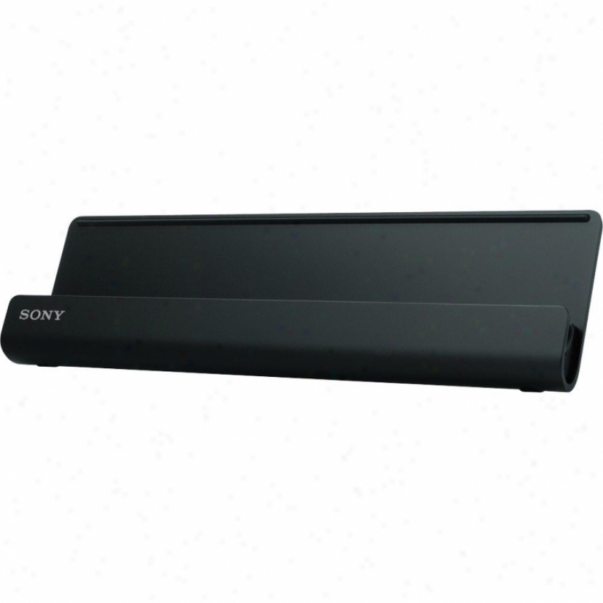 Sony Tablet S Cradle Sgp-ds1 - Black