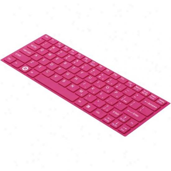 Sony Vaio Y Series Keyboard Skin - Pinm - Vgp-kbv8/p