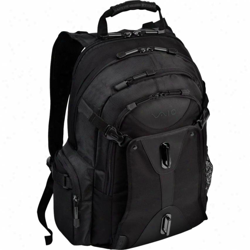 Sony Vaio® Gamer/multimedia Backpack - Black - Vgpamb1a17/b