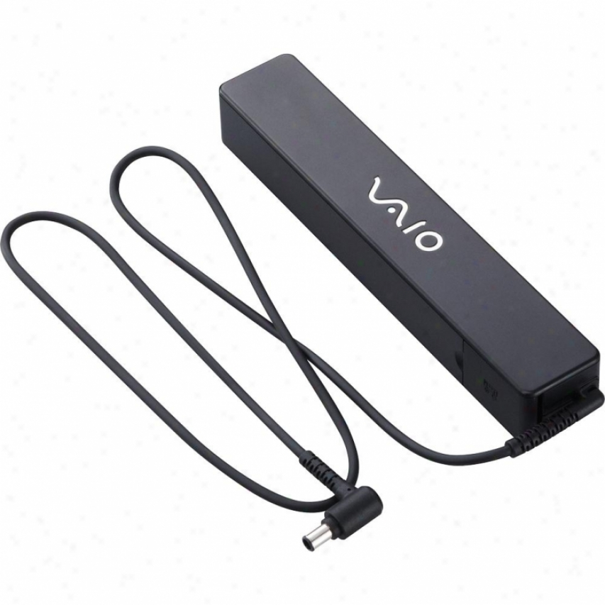 Sony Vaio® Vgp-ac19v51 Additional Ac Adapyre