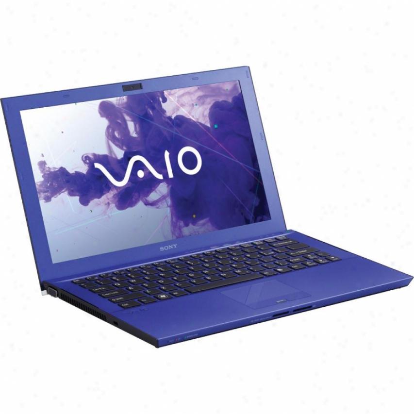 "Sony Vaio® Vpcz216gx/l 13.1"" Notebook Pc - Azure"