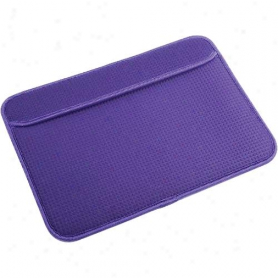 "Bit Products 13"" Macbook Air Aubergine Pixe"