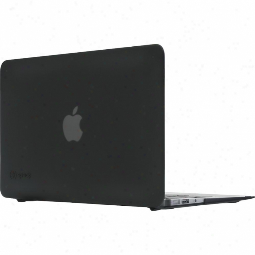 Speck Products Seethru Satin Question For Macbook Air 11-inch - Black - Spka-0229