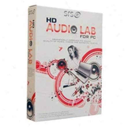 Srs Labs Srs Hd Audio Lab- Pc