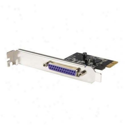 Startecu 1-port Parallel Adapter Card