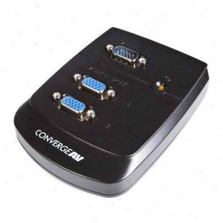 Startech 2 Port Vga Video Splitter
