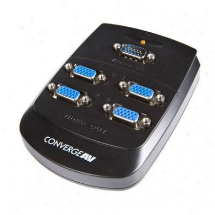 Startech 4 Larboard Vga Video Splitter