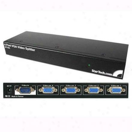 Startech 4-port Video Spliyter/amp