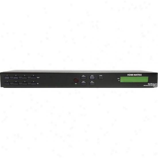Startech 4x4 Hdmi Matrix Video Splitter