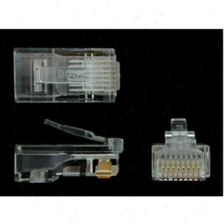 Startech 50 Pack Of Rj45 Category 5/5e