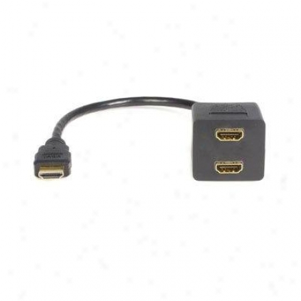 Startech Hdmi 1 To 2 Splitter Cable