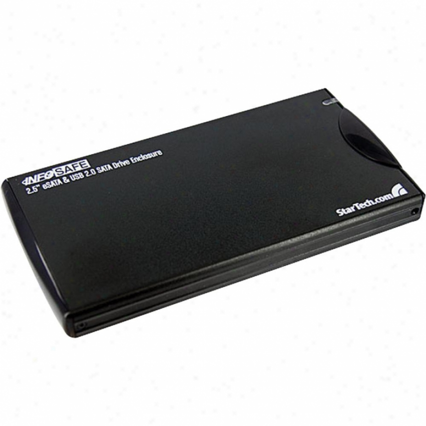 Startech Infosafe 2.5&quot; Usb 2.0 Esata