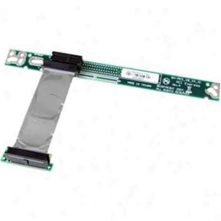 Startech Pci Express Riser Card X1 Left Slot Adapter 1u Pex1riserf