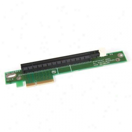 Startech Pci Express X4 To X16 Slot Extension Adapter Pex4to16r