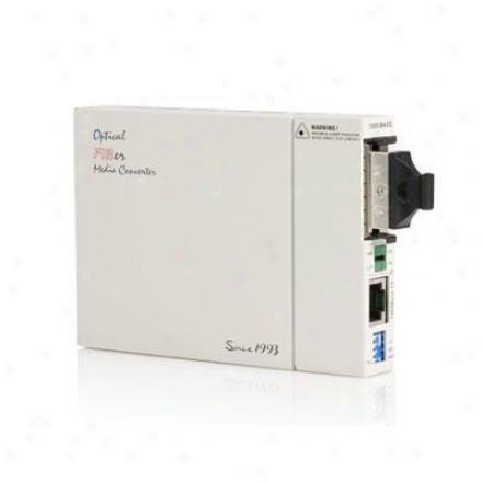 Startech Rj45/mmode Media Converter