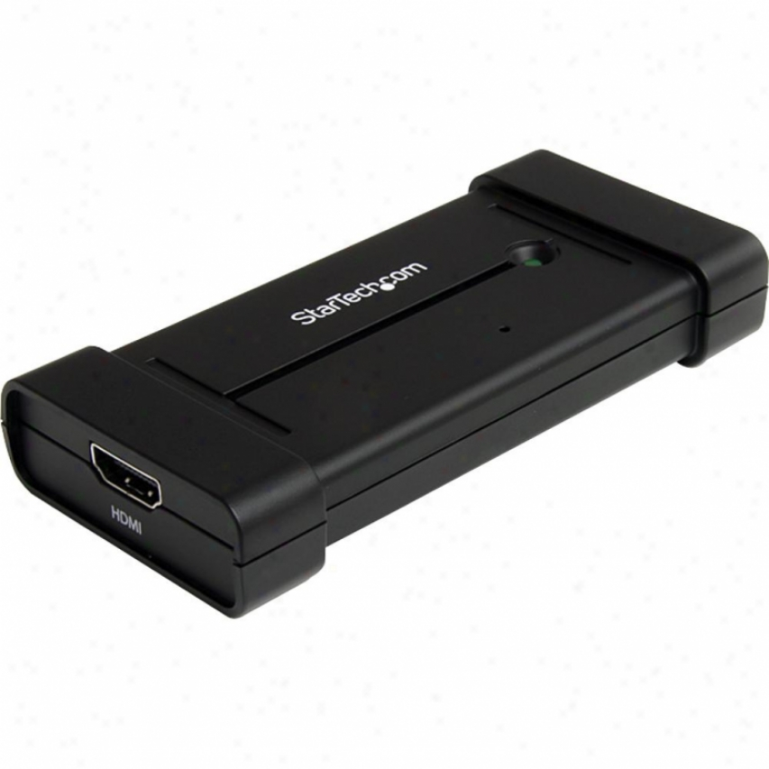 Startech Usb Hdmi External Dual Or Multi-monitor Vkdeo Adapter W/ Audio