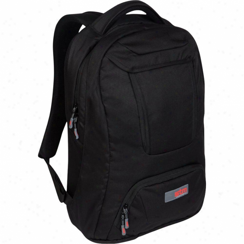 "Stm Bags Llc Jet Medium 15"" Laptop Backpack Dp310201 - Black"