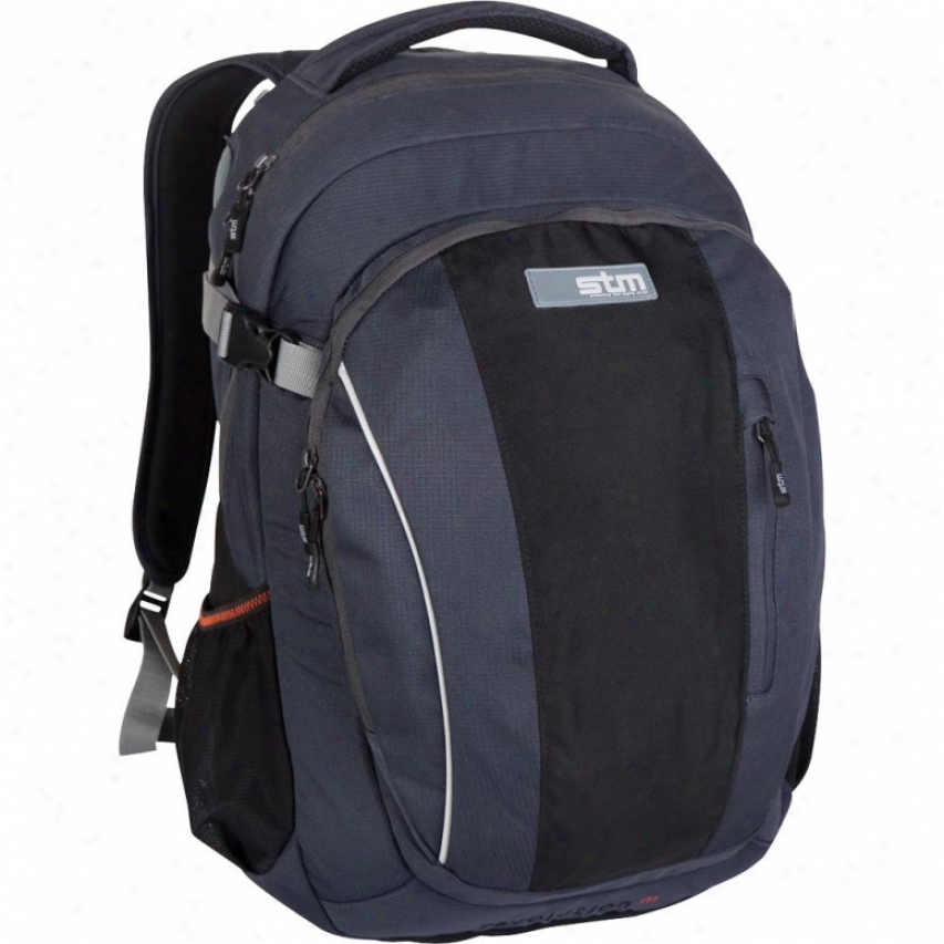 Stm Bags Llc Revolution Medium Carbon/black
