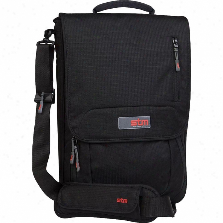 Stm Bags Llc Vertical Small Laptop Projection Bag - Black - Dp-4001-01