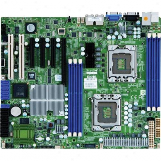 Supermicro Dual Intel 5500 Series