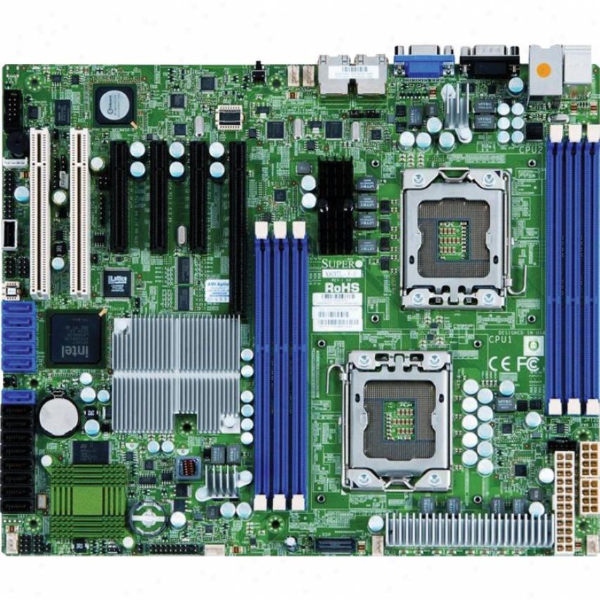 Suoermicro Mbd-x8dtl-i -o Xeon Quad Serve