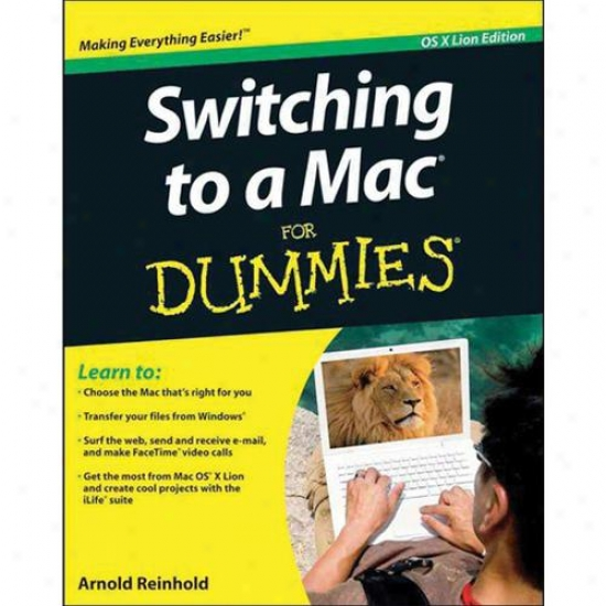 Switching To Mac For Dummies, Mac Os X Lion Edition