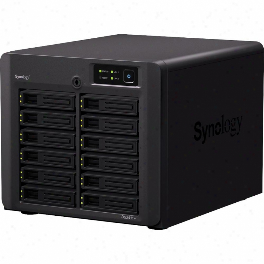 Systems Trading Ds2411+ 12bay Nas