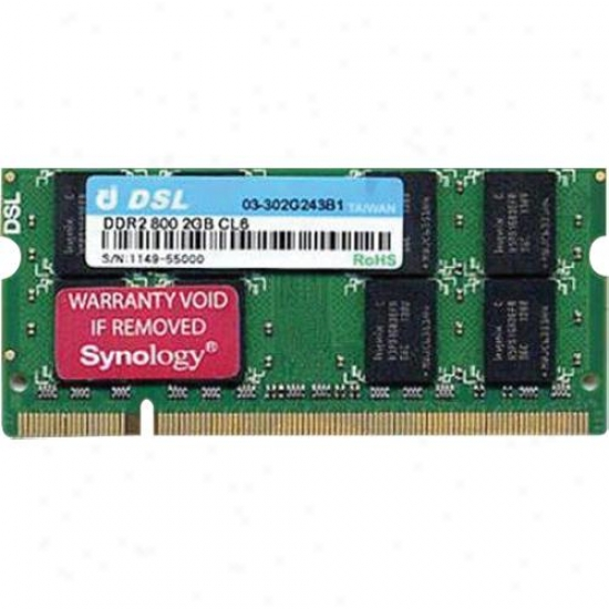 Systems Trading Synology 2gv Ram Module