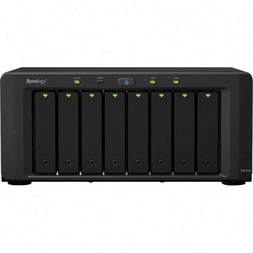 Systems Trading Synology Diskstation Ds1812+