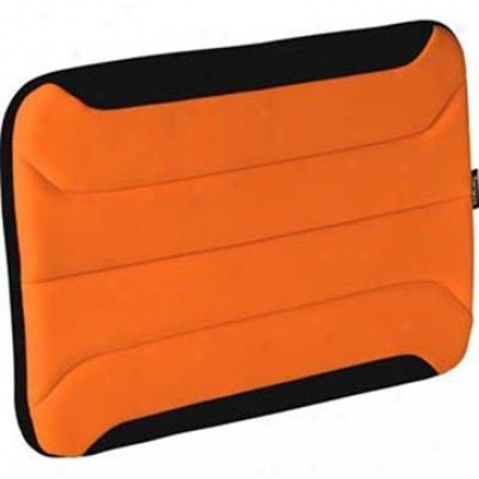 Targus 10.2-inch Zamba Netbook Sleeve - Orange - Tss13505us