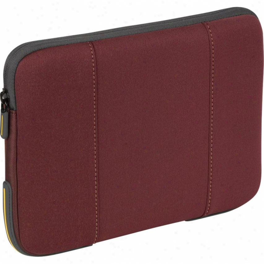 "Targus 10.2"" Impax Laptop Sleeve Red"