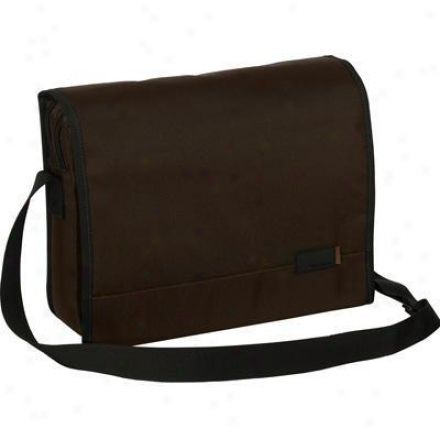 "Targus 14"" Laptop Unofficial Messenger - Brown Tsm10401us"