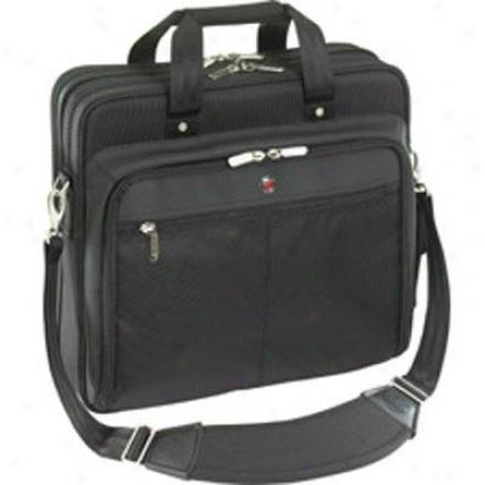 Targus 15.4-inch Revolution Deluxe Laptop Case - Black - Ttl400