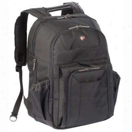 "Targus 15.4"" Laptop Corporate Traveler Backpack Cuct02b"