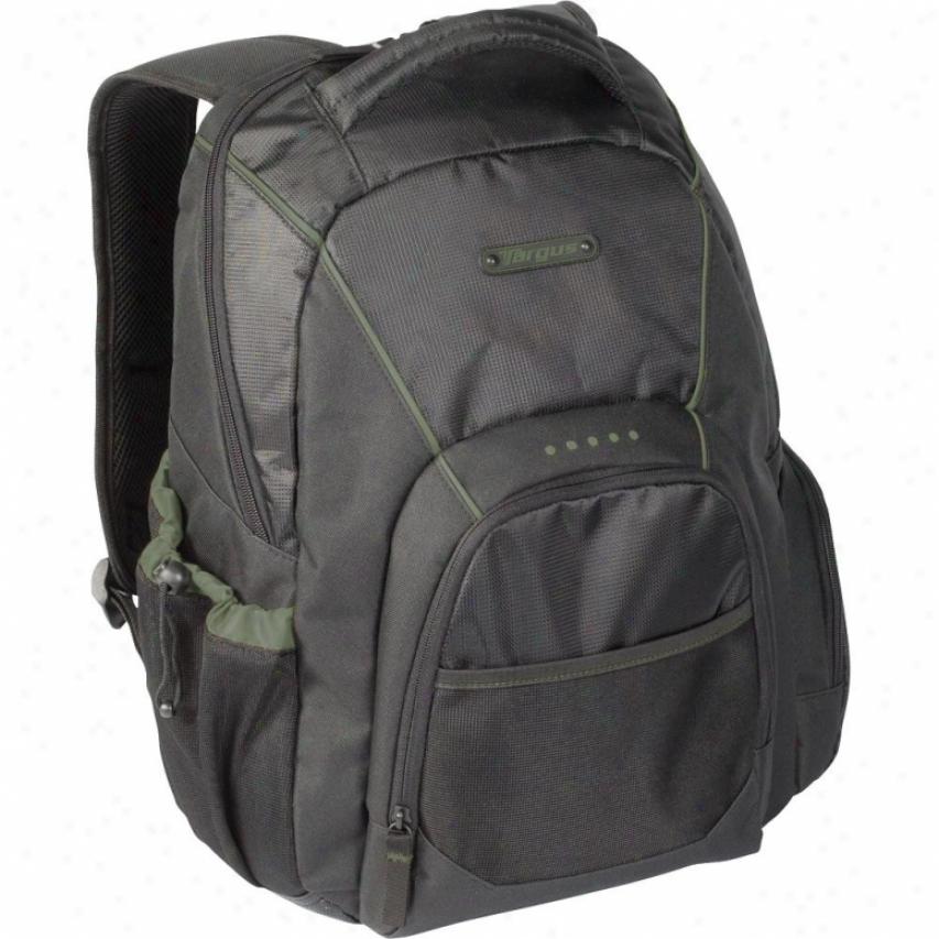 "Targus 15.4"" Laptop Incognito Backpack - Black Tsb118us"