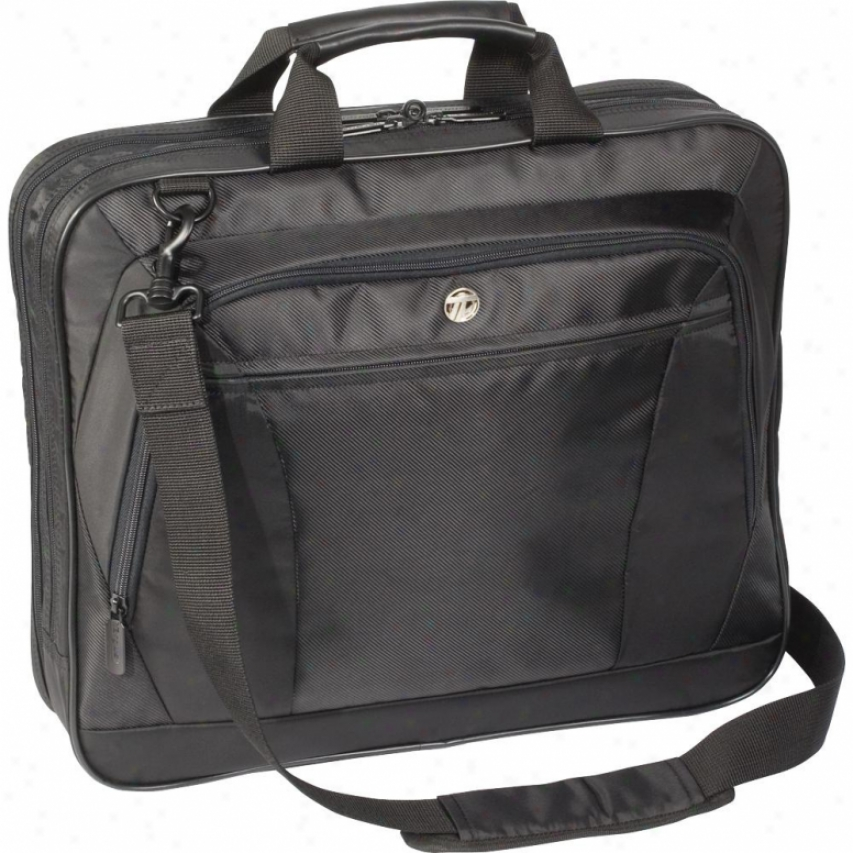 "Targus 15.6"" Cityite Laptop Case - Black Tbt053us"