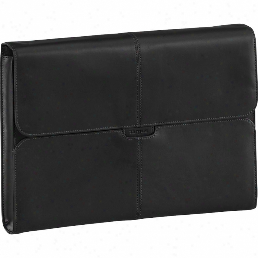 "Targus 15.6"" Hughes Laptop Slipcase - Black Tes004us"