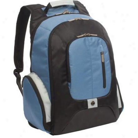 "Targus 15.6"" Laptop Varsity Backpack - Blue/black Tsb153us"