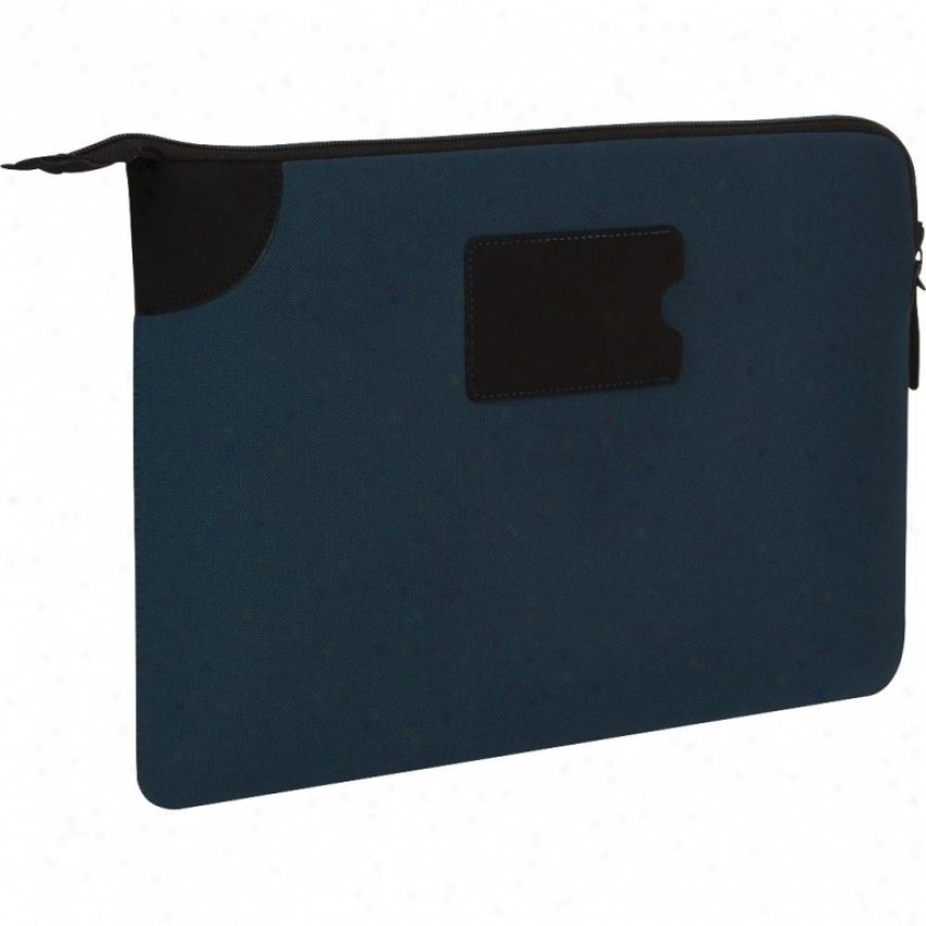 "Targus 15"" Banker Sleeve For Macbook Pfo - Blue - Tss25102us"