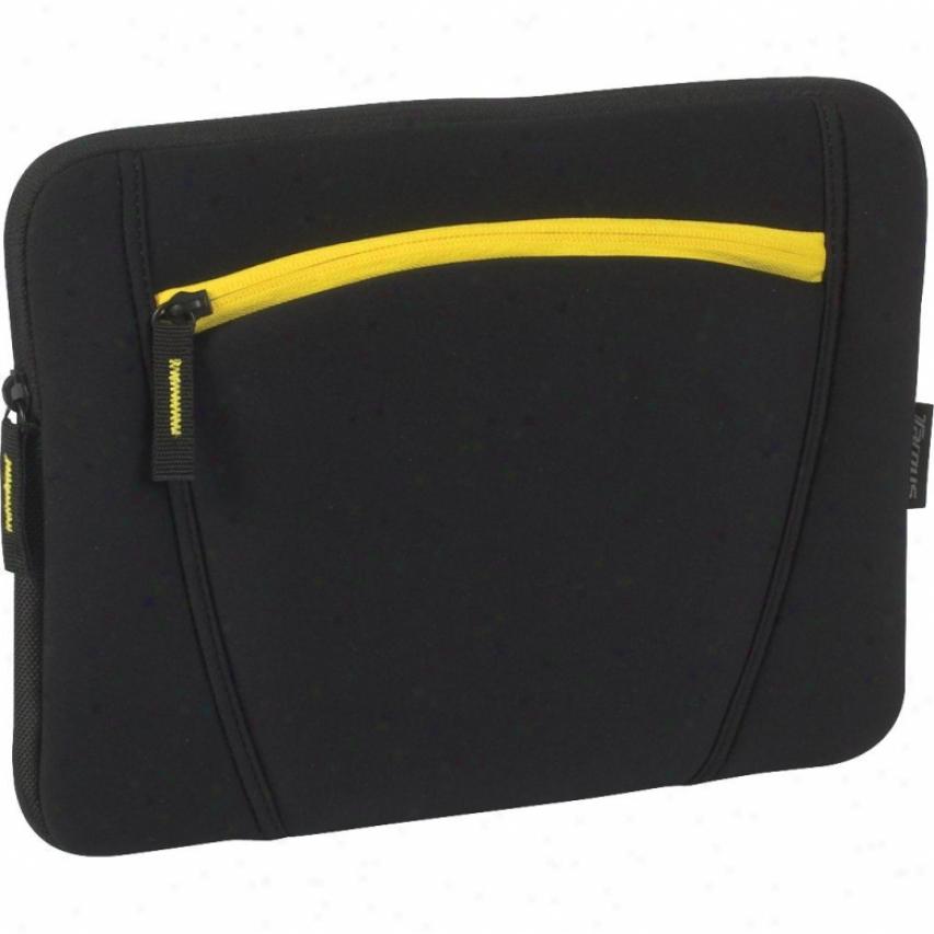 "Targus 15"" Sleeve W/ Acccessory Pocket For Macbook Pro - Black - Tss284us"