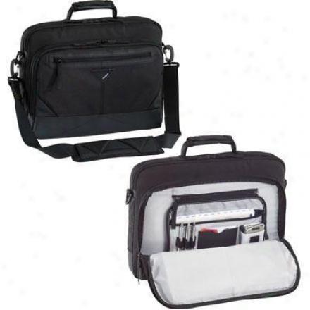 Targus 16-inch A7 Sleeve W/ Shoulder Strap - Back - Tss124us