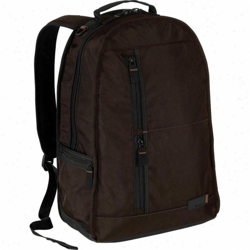 Targus 16-inch Unofficial Backpack - Brown - Tsb16801us