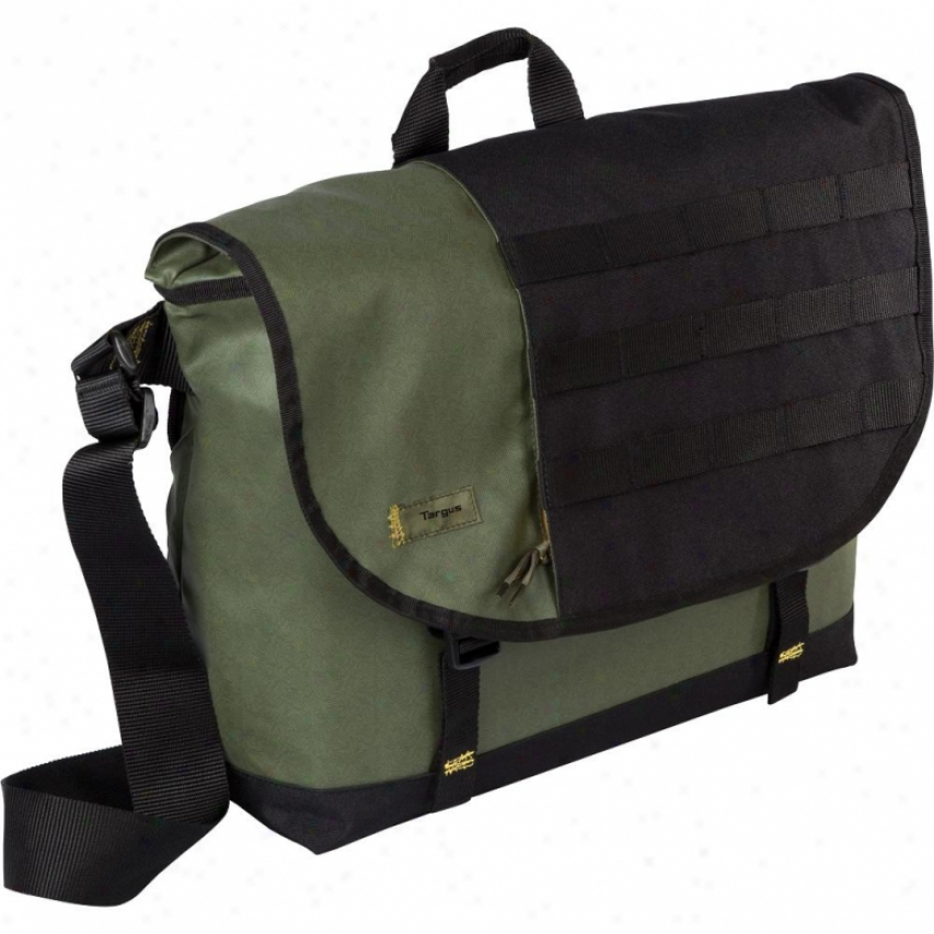 "Targus 16"" Military Laptop Messenger"