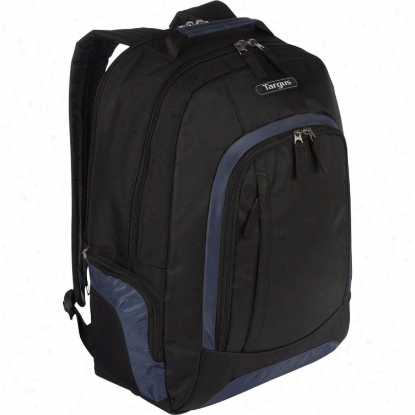 "Targus 16"" Urban Ii Laptop Backpack (black/naacy) - Tsb196us"
